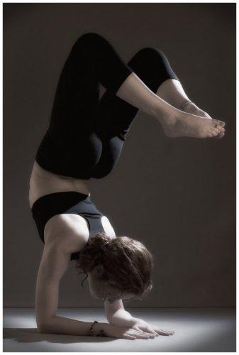 Yoga Asana - Vrshikasana