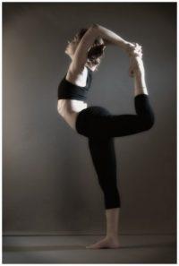 Yoga Asana - SivaNatarajasana