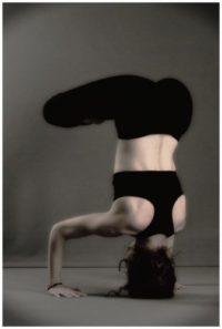Yoga Asana - PadmaSirsasana