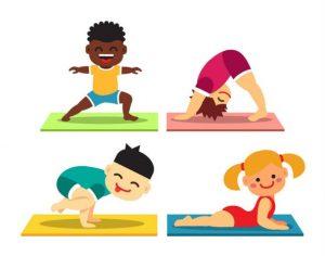 yoga bimbi