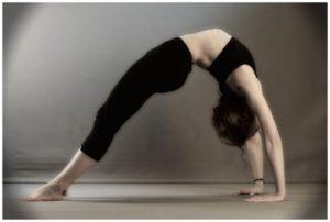Yoga Asans Chakrasana